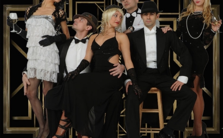 Charleston Gatsby Dancers NSW