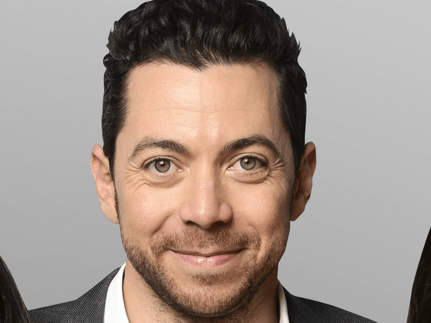 James Mathison celebrity host