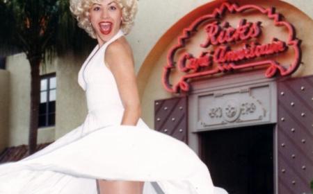 Marilyn Monroe Impersonator QLD