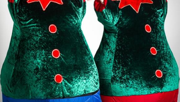 Giant Bouncy Elf