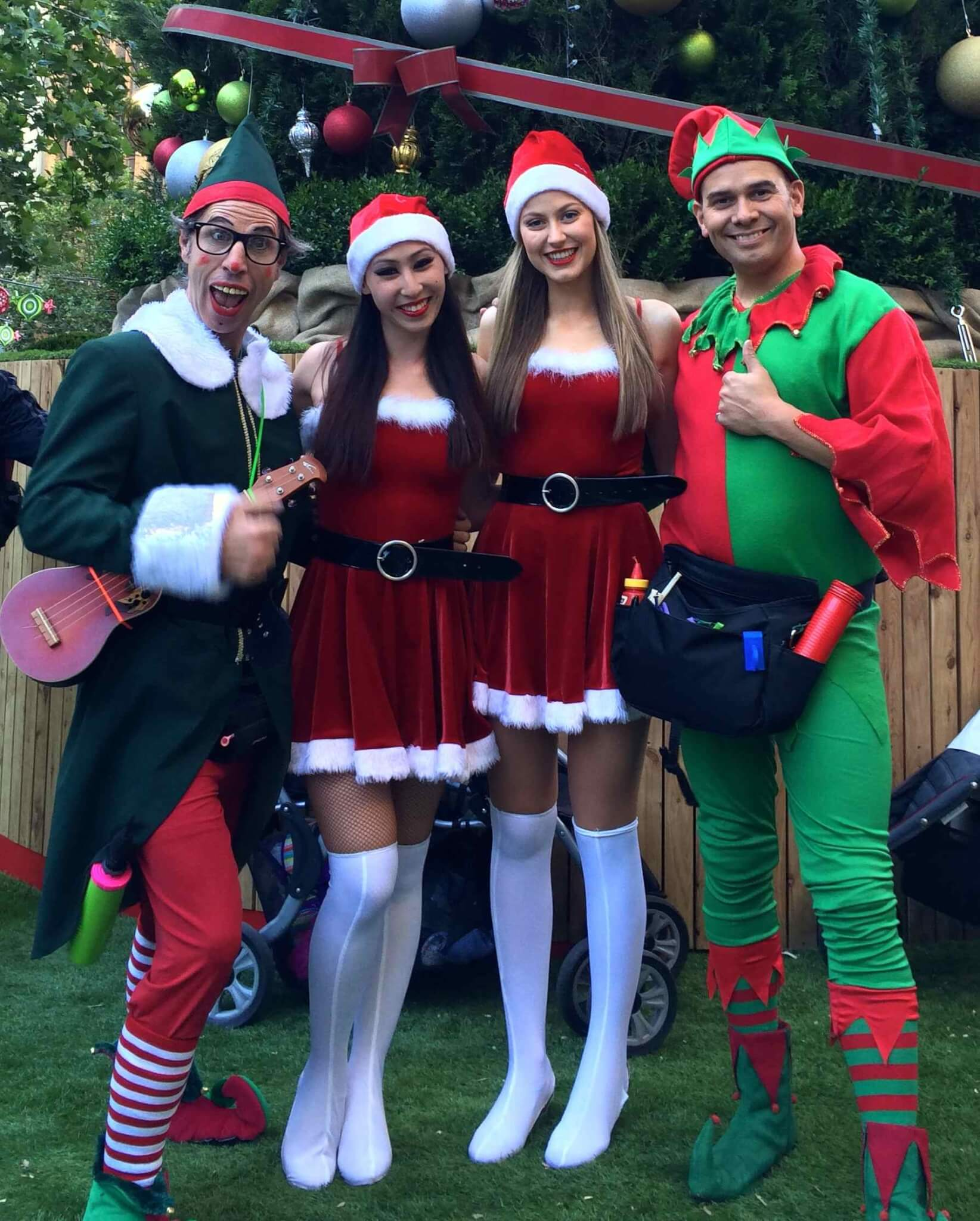 City of Melbourne Christmas Events-2-elfs