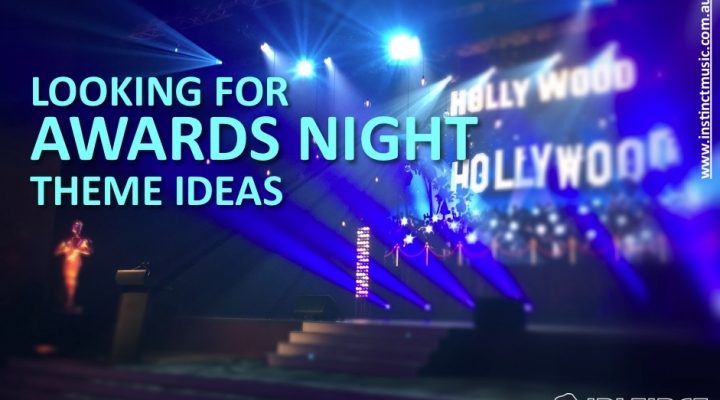 Looking for Awards Night Theme Ideas?