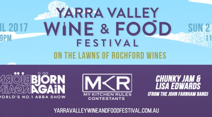 Want Free Tickets to the Yarra Valley Wine & Food Festival & See Bjorn Again LIVE