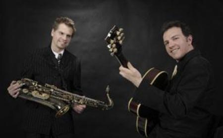 Peter Mitchell Jazz Duo