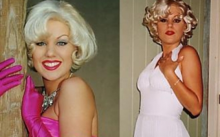 Marilyn Impersonators