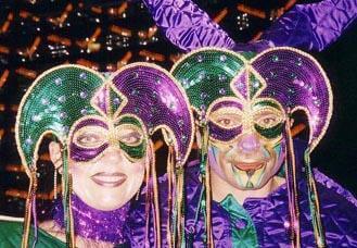 Balmasque – Masquerade Stilts