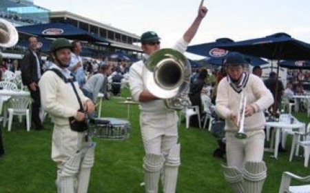 Musical Cricketers