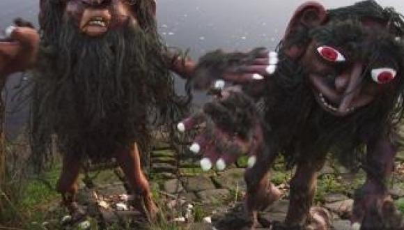 Giant Bunyips