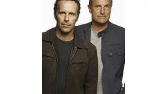 James Reyne and Mark Seymour