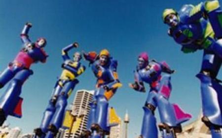 MANGA ROBOTS