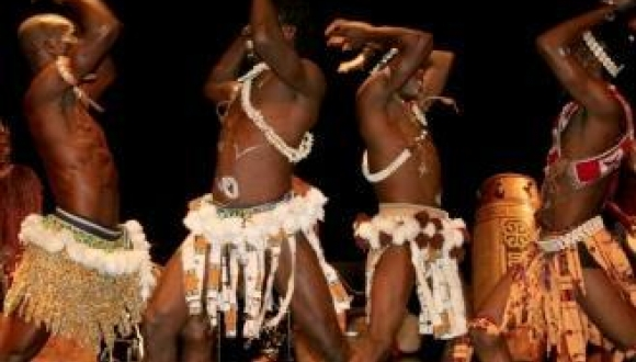 African Dance and Drumming