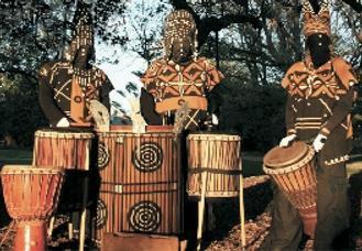 Afo Drumming
