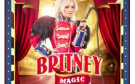 Britney Magic
