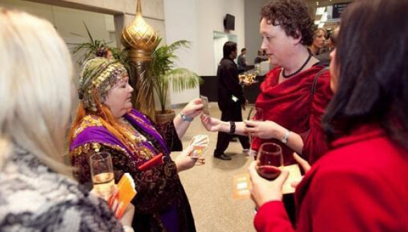 Tarot Card Readers