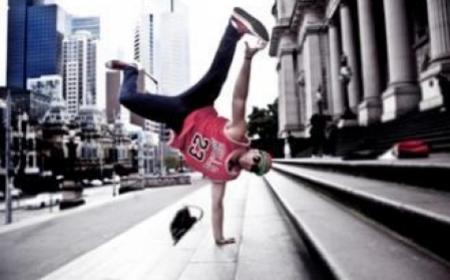 Hip Hop & Break Dancing Show
