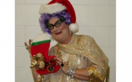 Xmas with Dame Edna