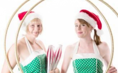 The Christmas Belles