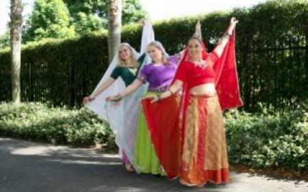 Sari Bollywood Dancers