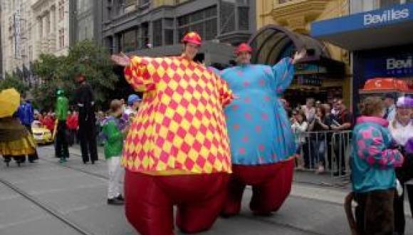Fat Jockeys