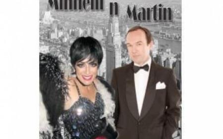 Minnelli and Martin