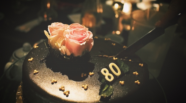 Planning a 80th birthday?