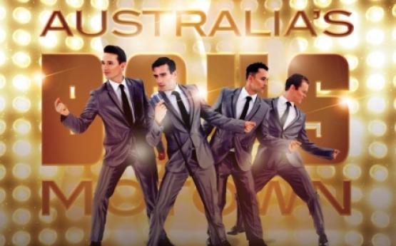 Australia's Boys of Motown