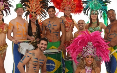 Brazilian/Latin Dance Show