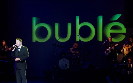 The Australian Michael Buble Tribute Show