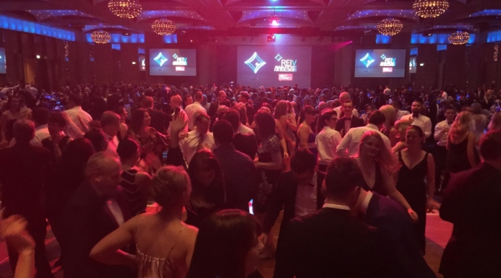 Chunky Jam Perform for Real Estate Institute of Victoria
