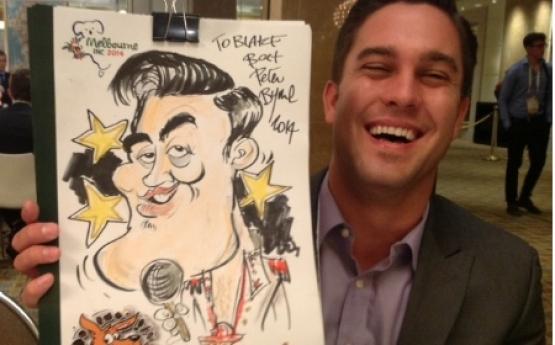 Cartoon Caricatures