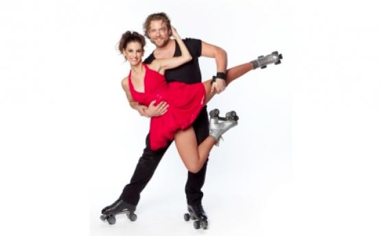 Chantelle & Benji Skate Duo