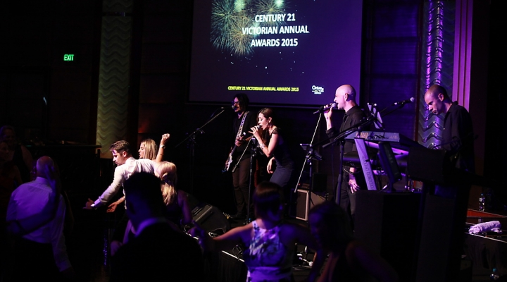 Corporate Dance Band – Century 21st Australia Event