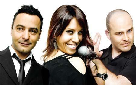 Entice Trio