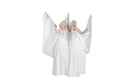 Ice Queen Angels