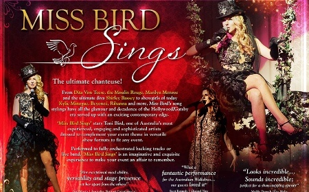 Miss Bird Sings