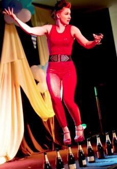 Miss Rockette-Hoola & Circus