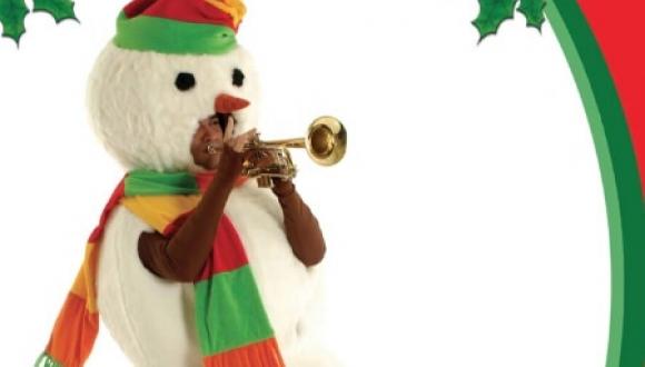 Musical Snowman