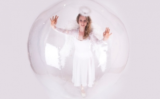 Dancing Angel | Ballerina in Orb