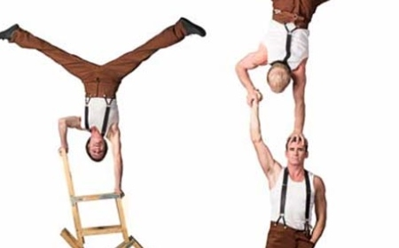 Three High Acrobatics
