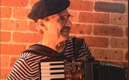 Accordionist NSW