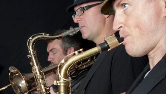 Blue Tongue Brass Band