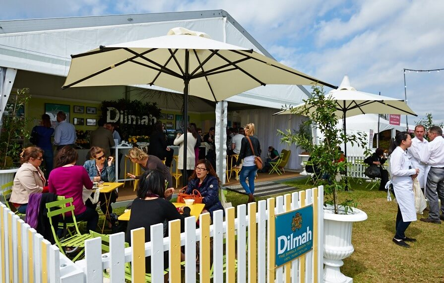 brand activations-dilmah-tastes of melbourn-2