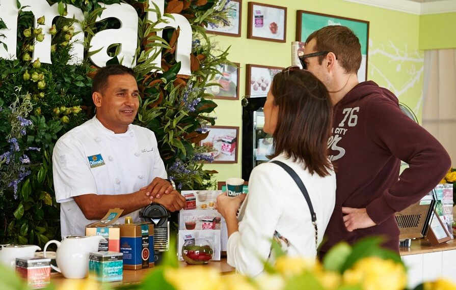 brand activations-dilmah-tastes of melbourne-1