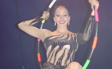 Chantelle Hula Girl