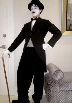 Charlie Chaplin – NSW