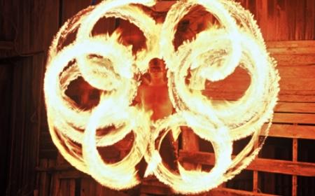 Fire Circus Magic
