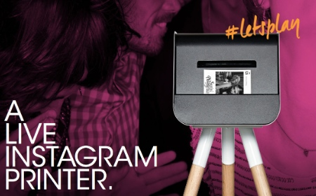 Instagram Printer