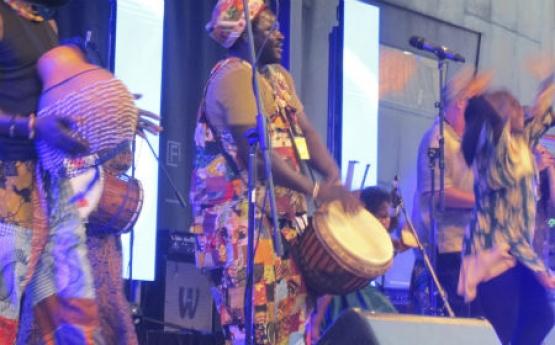 Afro Mandinko Sounds