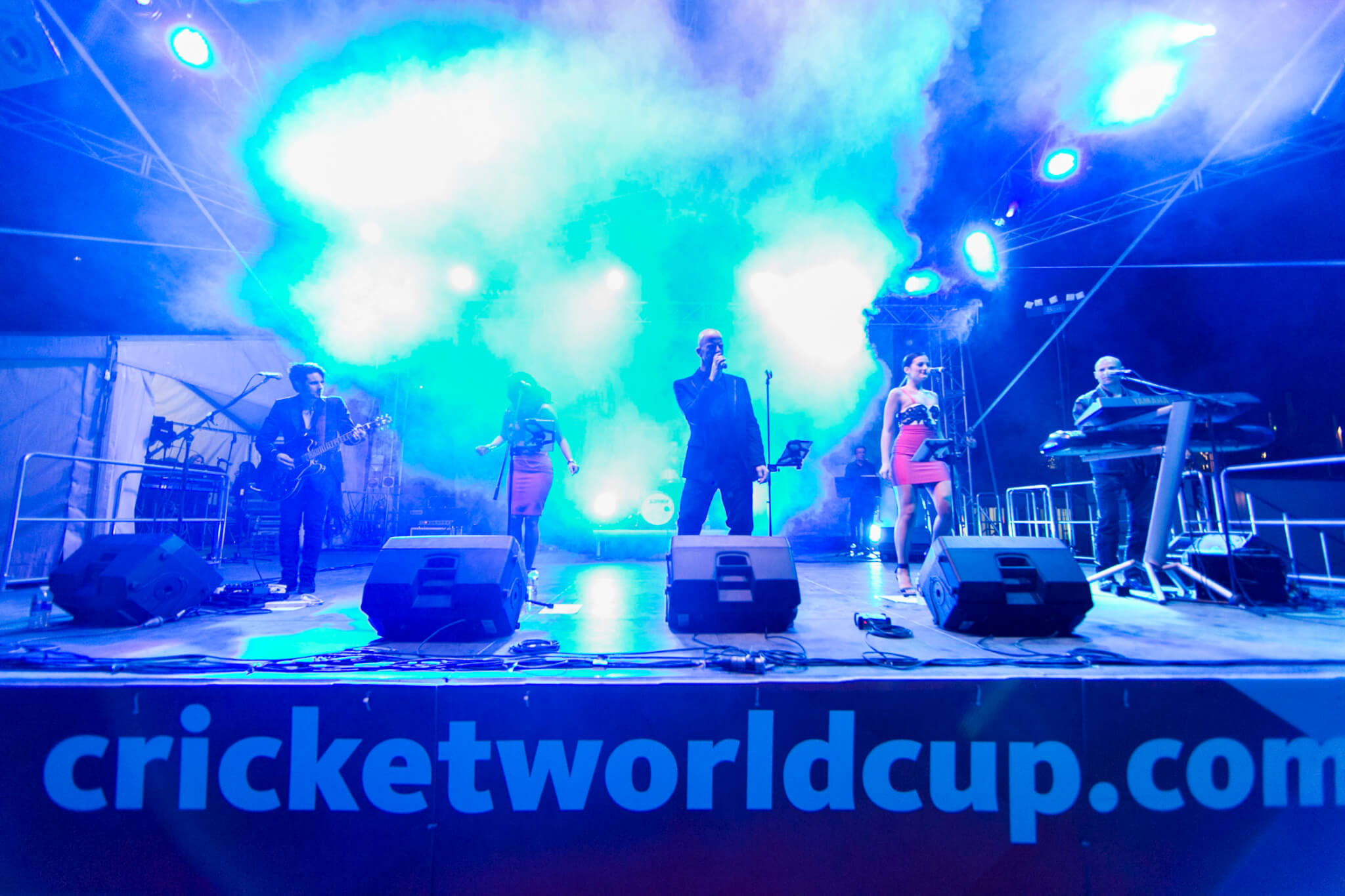 Chunky Jam world cup cricket-10 corporate cover band-wedding band-party band-melbourne