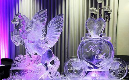 Ice Sculptures Melbourne